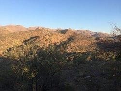 Dernière vue de Namibie