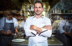 Le chef étoilé Yoann Caloué