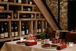 Tables et vins