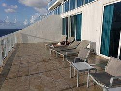 Private balcony 2316