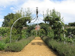 Osborne House Walled Garden