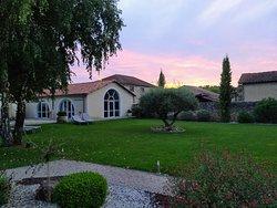 Heerlijk comfortabel hotel met prachtige tuin!