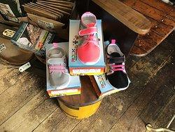 Super smarte sko til piger hos Kaas&Co.