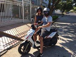 Moto y Amor!!! We love Moto Rent Santa Marta