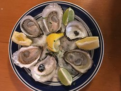 Fresh Oysters from our daily specials