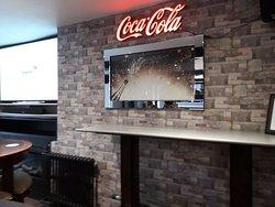 Recently refurbished B&B and bar