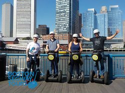 There is so much#sunshineoutside in Boston today! Get out there and enjoy yourself on#TripAdvisor's #1 TOUR IN BOSTON!#Boston#Segway#Tours🤩www.bostonsegwaytours.net