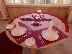 Amazing table decor