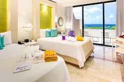 Family Concierge Junior Suite Ocean View