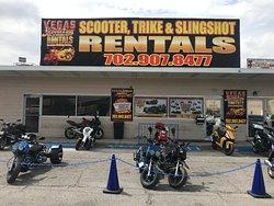 Vegas Scooter & Slingshot Rentals