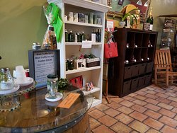 Verde Valley Olive Oil Traders has other gifts.