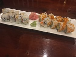 Best sushi in town!