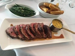 Chateaubriand for 2 is also great. Perfectly cooked and the jus & sauce is amazing.
