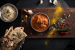 We use all the authentic spices and ingredients of Southern and Northern India