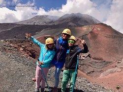 Escursione sul vulcano Etna con le guide vulcanologiche dell'Etna - Sicilia