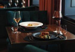 Ужин в LAARDO Restaurant