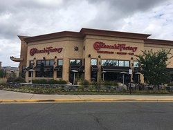 The Cheesecake Factory exterior