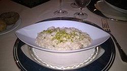 risotto mantecato con vongole