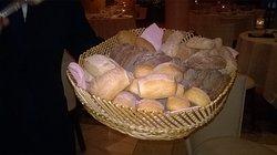servizio del pane