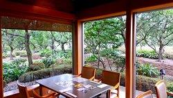 室內用餐區周邊景觀