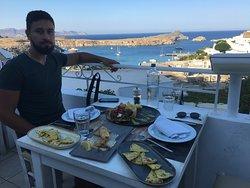 Obiad pod Akropolem