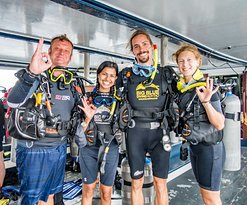 Do Your Open Water Scuba Course with Gus!