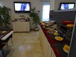 Hotel Ca'dei Barcaroli - breakfast area