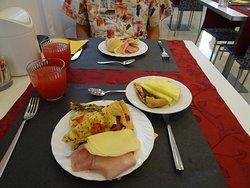 Hotel Ca'dei Barcaroli - breakfast