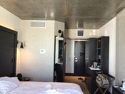 La chambres de hôtel willam Gray