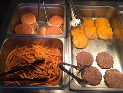 Friday's Hamburger Bar