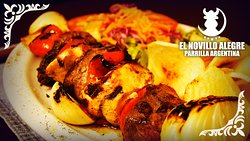 Brocheta mixta