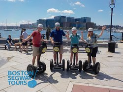 There is so much #sunshine outside in Boston today! Get out there and enjoy yourself on #TripAdvisor's #1 TOUR IN BOSTON! #Boston #Segway#Tours 🤩 www.bostonsegwaytours.net
