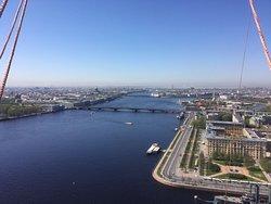 Набережные Невы - Перовская набережная, Санкт-Петербург.