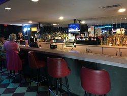 Ramada by Wyndham Watertown - bar area