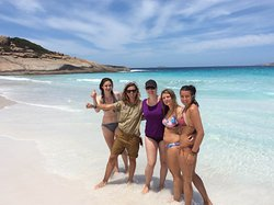 Swim in amazing beaches and have them all to yourself like here in Esperance Western Australia