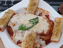 Supertasty Lasagne