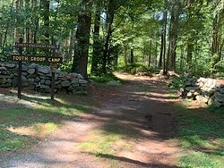 Entrance to the Discovery Trail