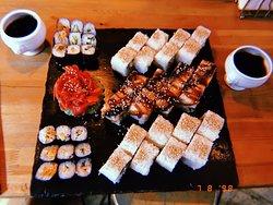 Delicious Unagi set