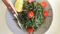 seaweed salad, really nice