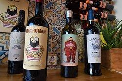 Large choix de vins espagnols