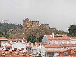 お城の遠景