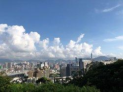 龍翔道觀景台
