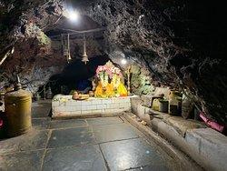 Beautiful cave temple