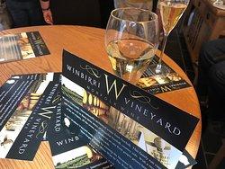 Award winning wine