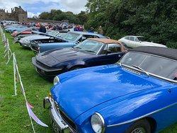 A few of the Classic cars.