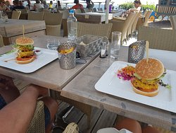 Hamburger: 250 gram puur rundsvlees