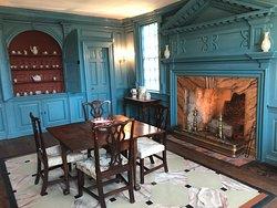 Inside Cupola House