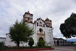Teotitlan de Valle Church