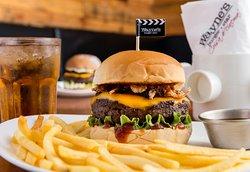 Wayne's Burger Star
