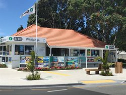 Whitianga i-SITE Visitor Information Centre